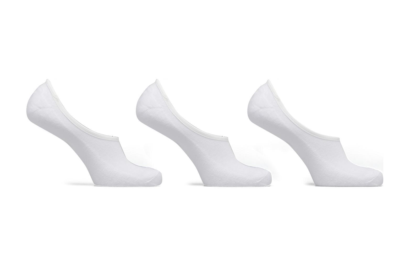 Calze e collant Vans CLASSIC SUPER NO SHOW LOT DE 3 Bianco vedi dettaglio/paio