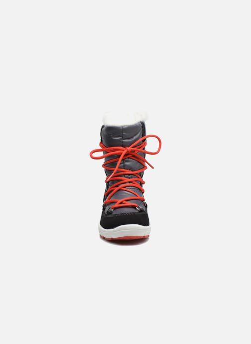 Chaussures de sport SARENZA POP MOWFLAKE Bottes de neige  Snow boots Gris vue portées chaussures