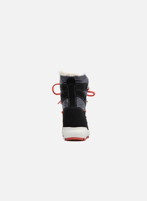 Chaussures de sport SARENZA POP MOWFLAKE Bottes de neige  Snow boots Gris vue droite