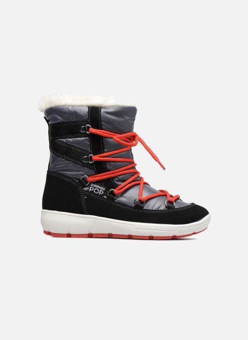 Chaussures de sport SARENZA POP MOWFLAKE Bottes de neige  Snow boots Gris vue derrière