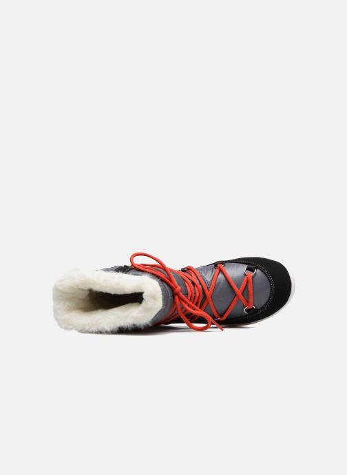 Chaussures de sport SARENZA POP MOWFLAKE Bottes de neige  Snow boots Gris vue gauche