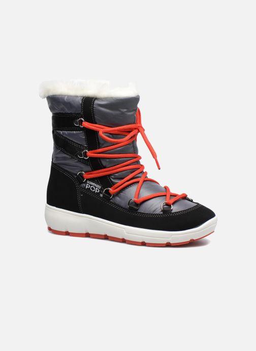 Chaussures de sport SARENZA POP MOWFLAKE Bottes de neige  Snow boots Gris vue détail/paire