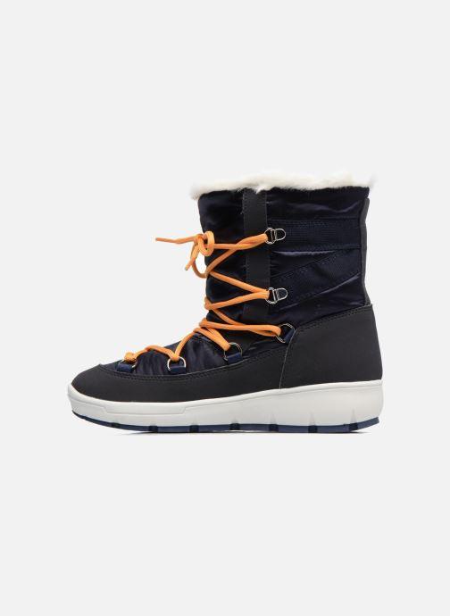 Sportschoenen SARENZA POP MOWFLAKE Bottes de neige  Snow boots Blauw voorkant