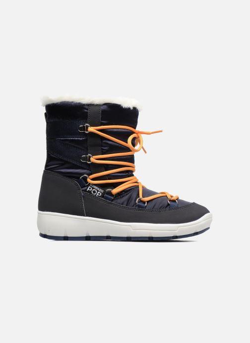 Sport shoes SARENZA POP MOWFLAKE Bottes de neige  Snow boots Blue back view