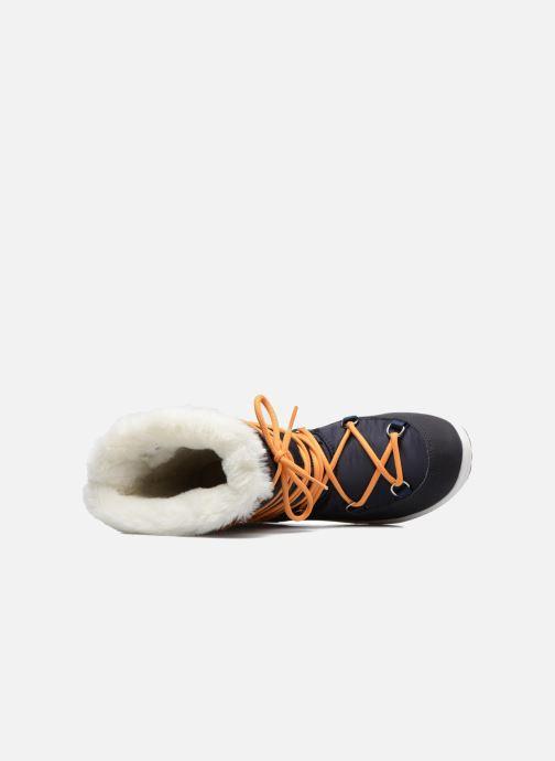 Sport shoes SARENZA POP MOWFLAKE Bottes de neige  Snow boots Blue view from the left
