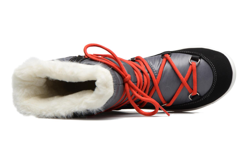 Sport shoes SARENZA POP MOWFLAKE Bottes de neige  Snow boots Grey view from the left