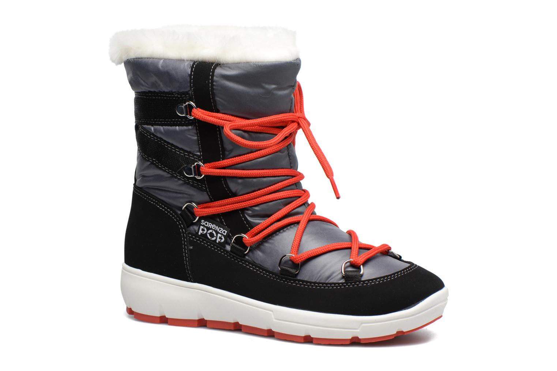 Sport shoes SARENZA POP MOWFLAKE Bottes de neige  Snow boots Grey detailed view/ Pair view