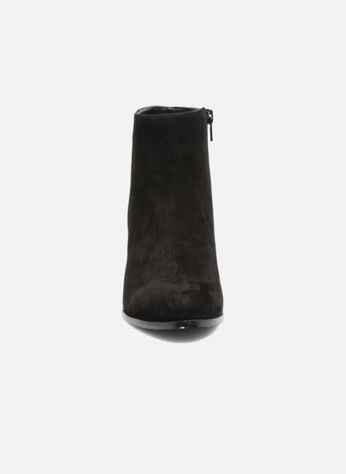 Bottines et boots Mellow Yellow Caflowery Noir vue portées chaussures
