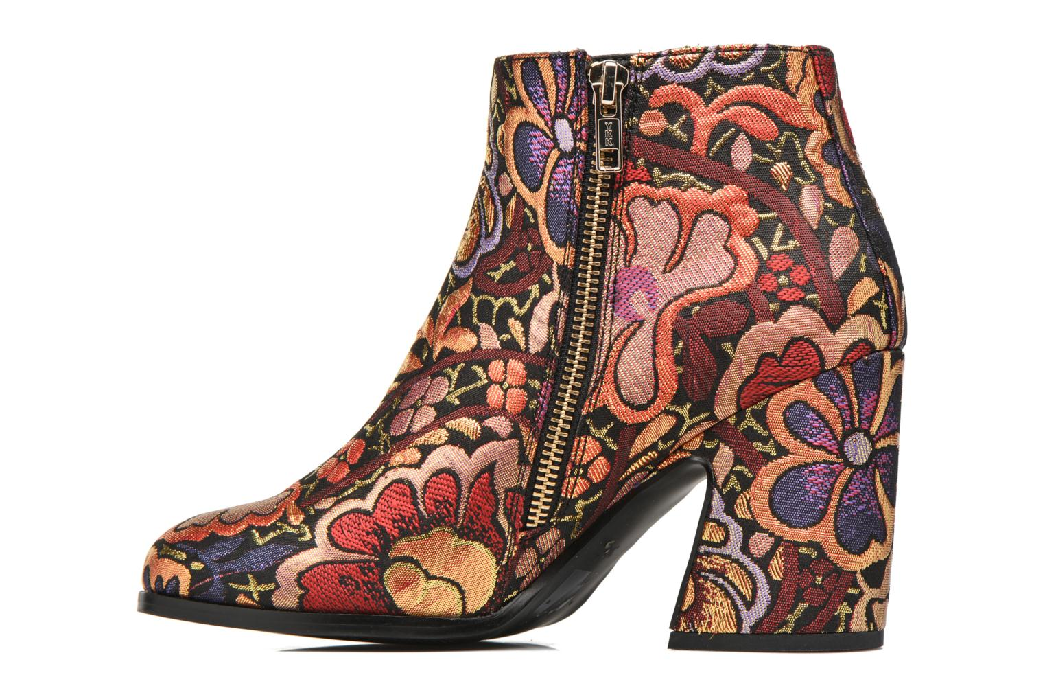 Bottines et boots Mellow Yellow Caflowery Multicolore vue face