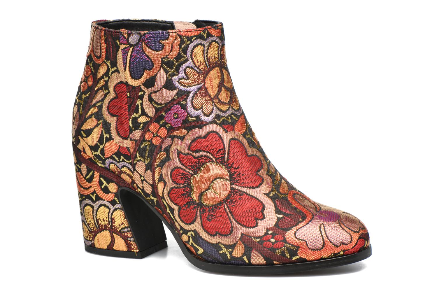 Bottines et boots Mellow Yellow Caflowery Multicolore vue détail/paire