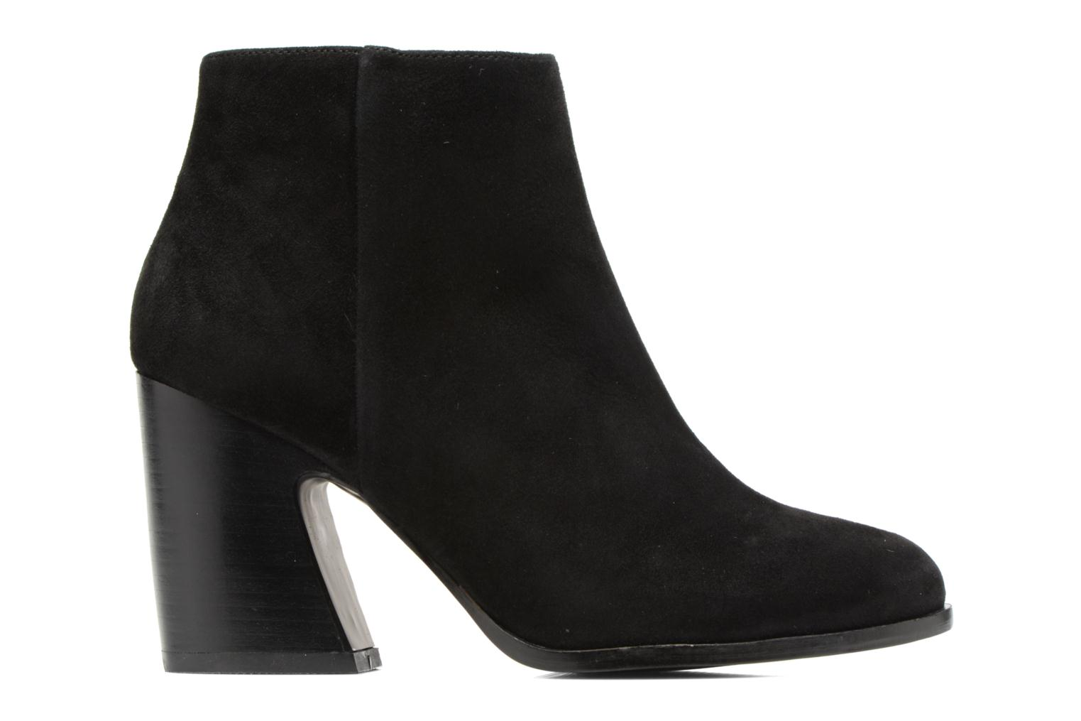 Ankle boots Mellow Yellow Caflowery Black back view