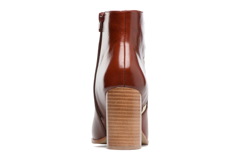 Bottines et boots Mellow Yellow Ceanothe Marron vue droite