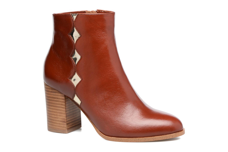 Bottines et boots Mellow Yellow Ceanothe Marron vue détail/paire
