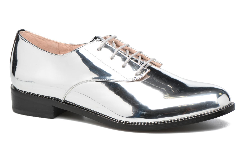 Chaussures à lacets Mellow Yellow CEA Argent vue détail/paire