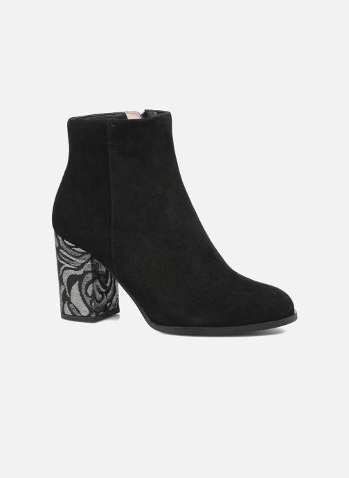 Bottines et boots Mellow Yellow Caly Noir vue détail/paire