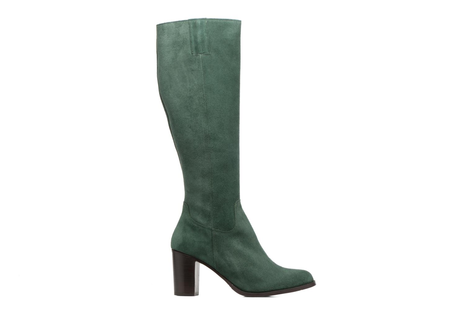 Boots & wellies Mellow Yellow Charyna Green back view