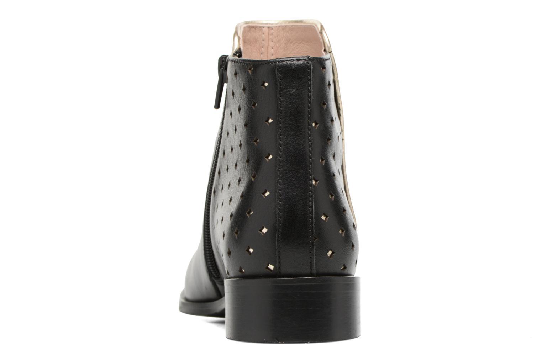 Bottines et boots Mellow Yellow Charlyn Noir vue droite