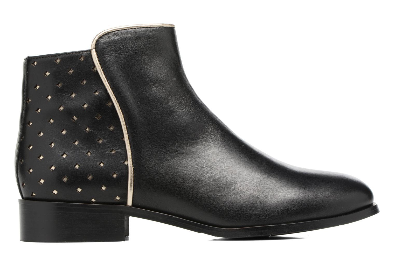 Bottines et boots Mellow Yellow Charlyn Noir vue derrière