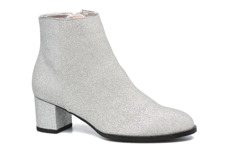 Bottines et boots Mellow Yellow Cagliglita Argent vue détail/paire