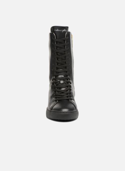 Støvler & gummistøvler Mellow Yellow Clabox Sort se skoene på