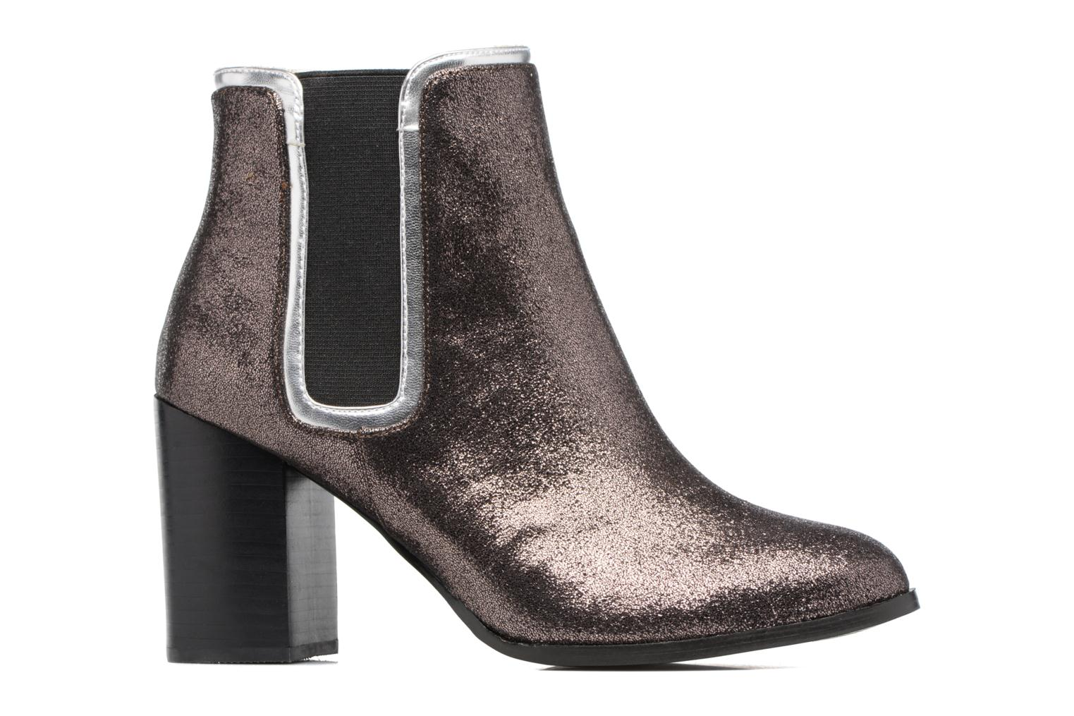 Ankle boots Mellow Yellow Calounette Silver back view