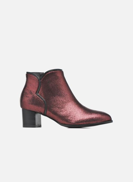 Ankle boots Mellow Yellow Calouna Red back view