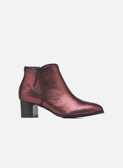 Bottines et boots Mellow Yellow Calouna Rouge vue derrière