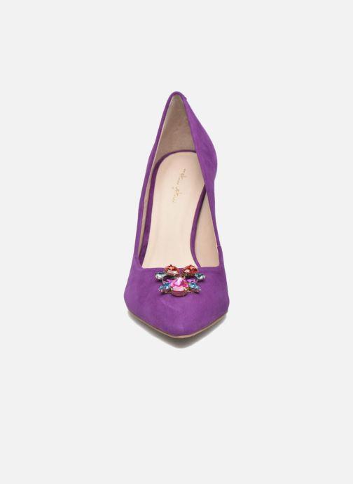 Escarpins Mellow Yellow Ciby Violet vue portées chaussures