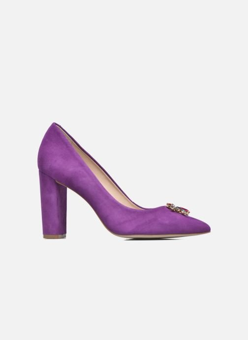 Pumps Mellow Yellow Ciby Paars achterkant