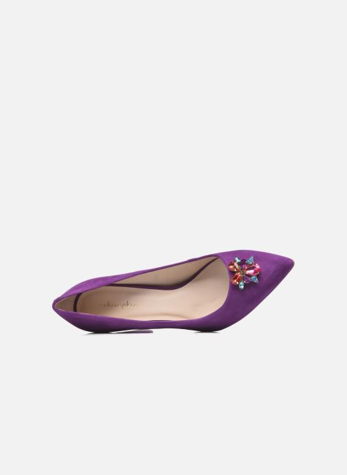 Pumps Mellow Yellow Ciby Paars links