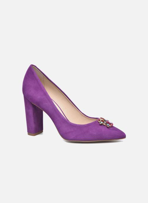 Høje hæle Mellow Yellow Ciby Lilla detaljeret billede af skoene