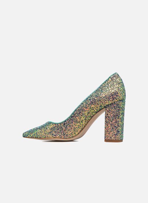 Zapatos de tacón Mellow Yellow Céchoupine Multicolor vista de frente