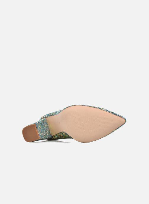 Zapatos de tacón Mellow Yellow Céchoupine Multicolor vista de arriba