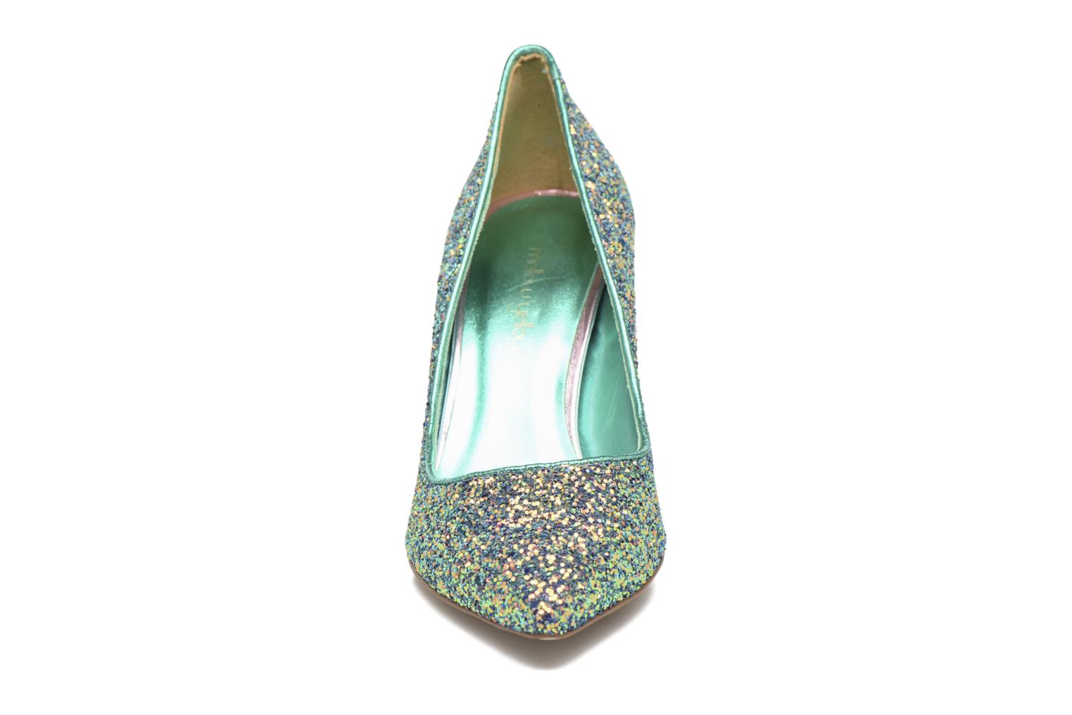 High heels Mellow Yellow Céchoupine Multicolor model view