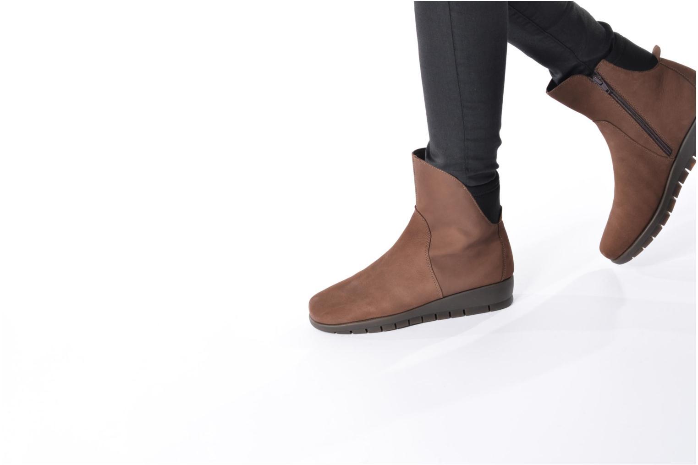Bottines et boots Aerosoles New Moves Marron vue bas / vue portée sac