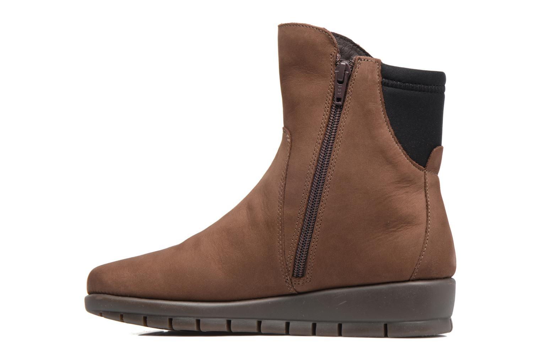 Bottines et boots Aerosoles New Moves Marron vue face