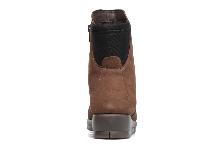 Bottines et boots Aerosoles New Moves Marron vue droite
