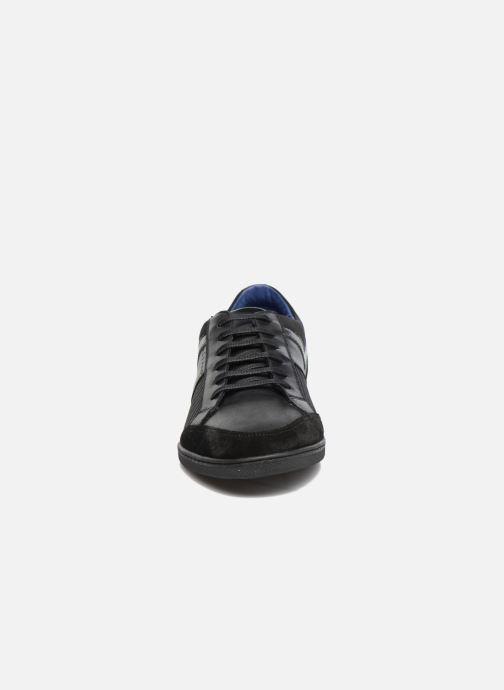 Baskets Azzaro EKIMOZ Noir vue portées chaussures