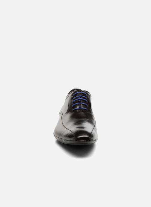 Chaussures à lacets Azzaro GEORGIL Marron vue portées chaussures