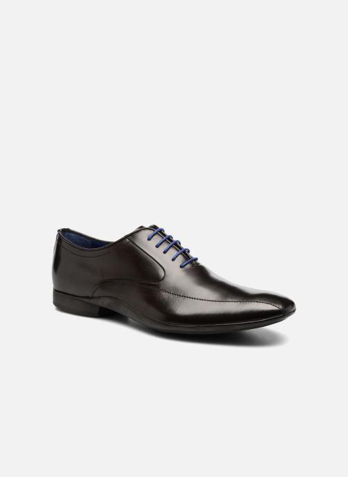 Chaussures à lacets Azzaro GEORGIL Marron vue détail/paire