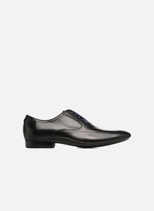 Lace-up shoes Azzaro GEORGIL Black back view