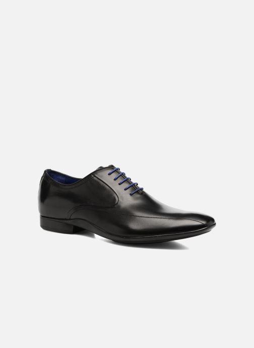 Zapatos con cordones Azzaro GEORGIL Negro vista de detalle / par