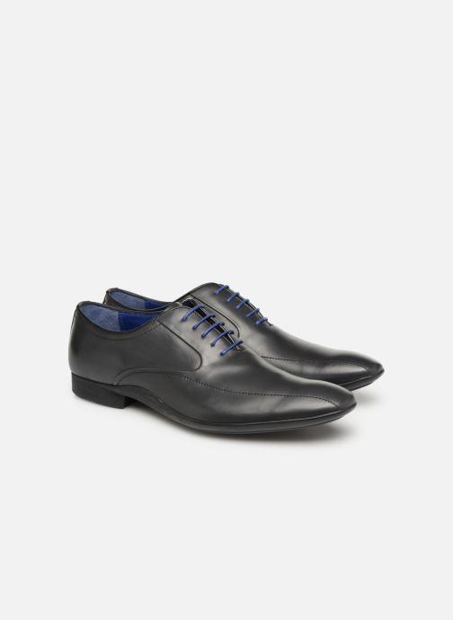 Chaussures à lacets Azzaro GEORGIL Gris vue 3/4