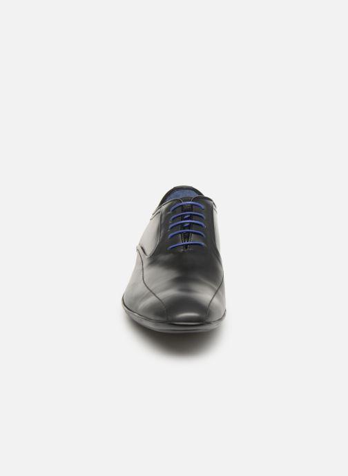 Chaussures à lacets Azzaro GEORGIL Gris vue portées chaussures