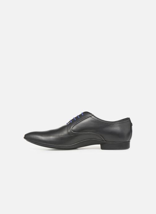 Lace-up shoes Azzaro GEORGIL Grey front view