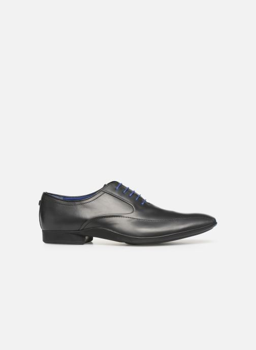 Lace-up shoes Azzaro GEORGIL Grey back view