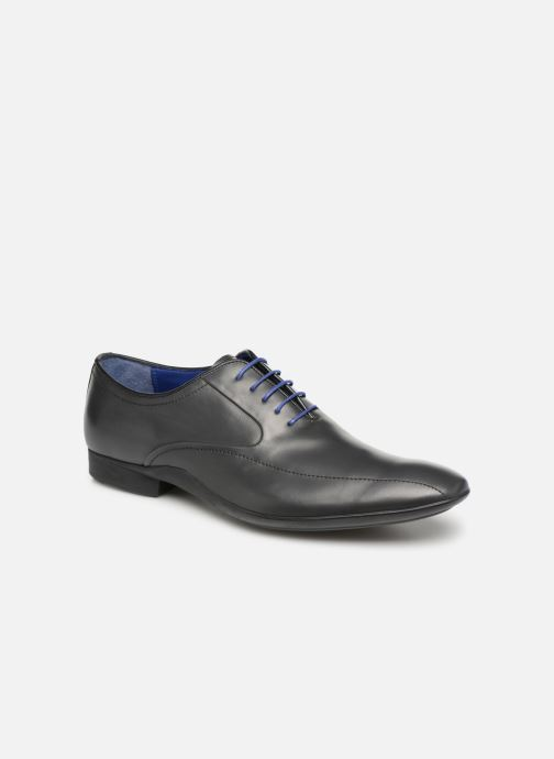 Lace-up shoes Azzaro GEORGIL Grey detailed view/ Pair view
