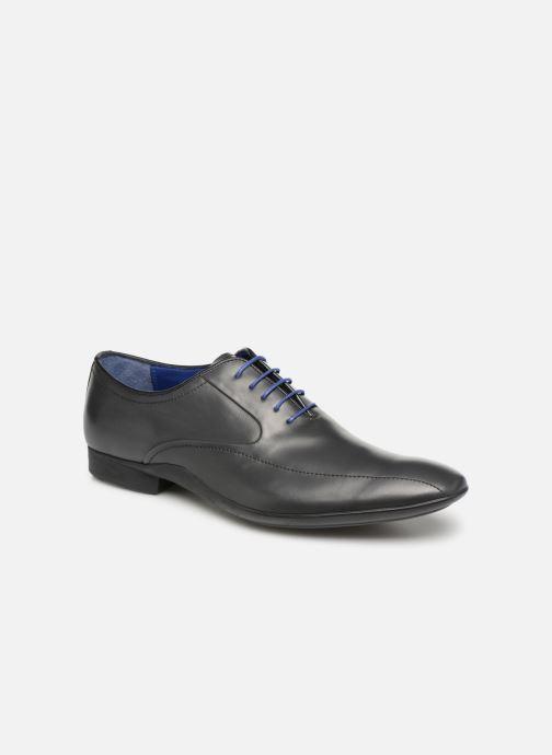 Chaussures à lacets Azzaro GEORGIL Gris vue détail/paire