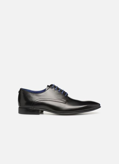 Lace-up shoes Azzaro NABALI Black back view