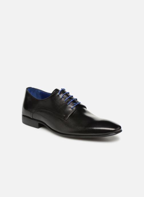 Zapatos con cordones Azzaro NABALI Negro vista de detalle / par